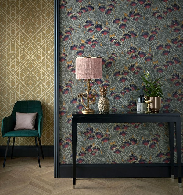 1838 Wallcoverings Home Preview