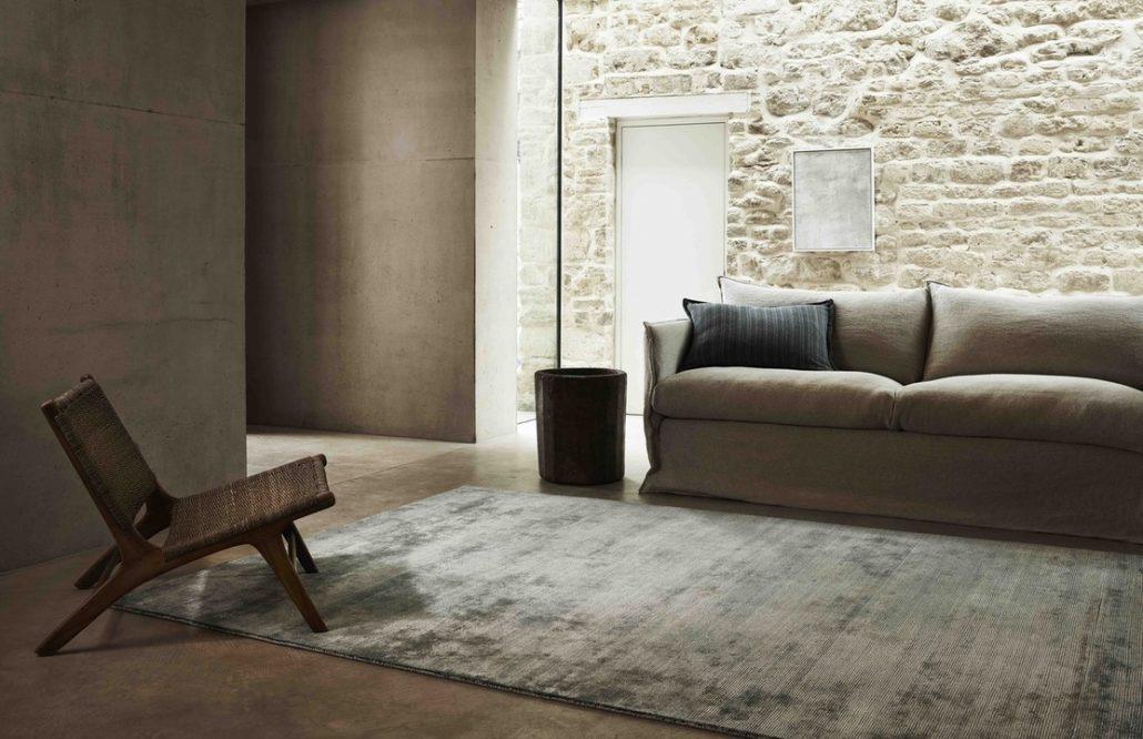 Almora Malachite rug by Jacaranda L1