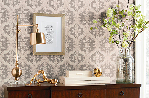 Wallpaper Patterned 1